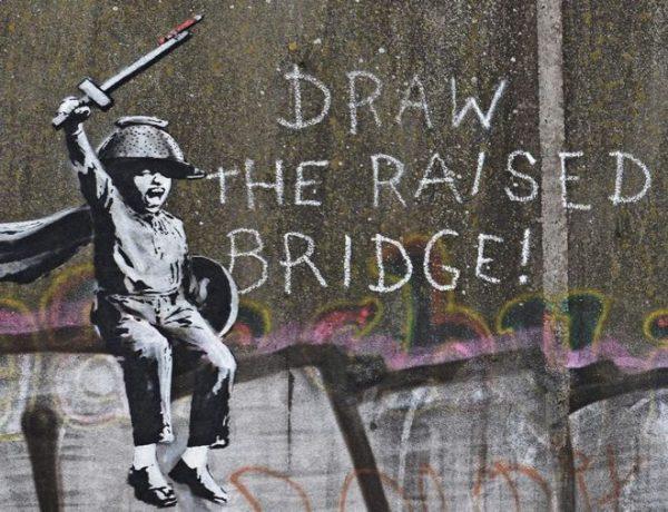 Banksy Hull Mural