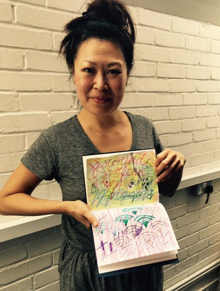 Lynn Charlotte Lu, Maternal Journal Participant