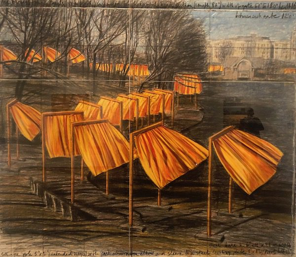 Christo and Jeanne-Claude The Gates