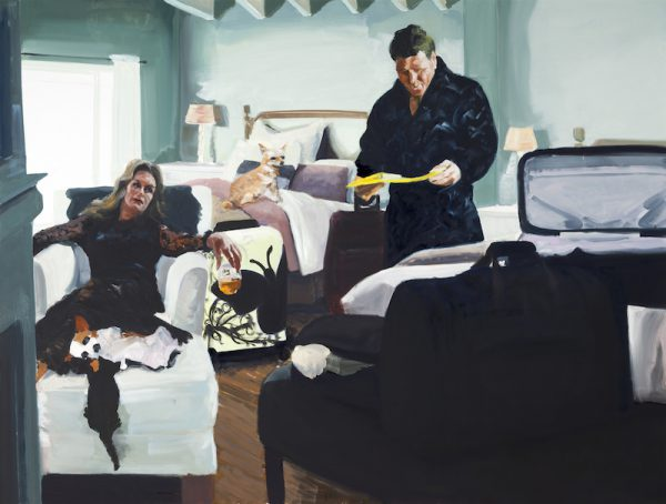 Eric Fischl - The Appearance, 2018