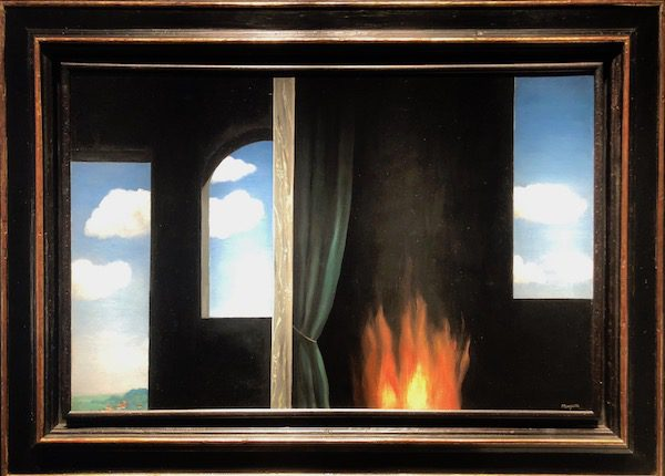 Rene Magritte, 1931, Boon Gallery