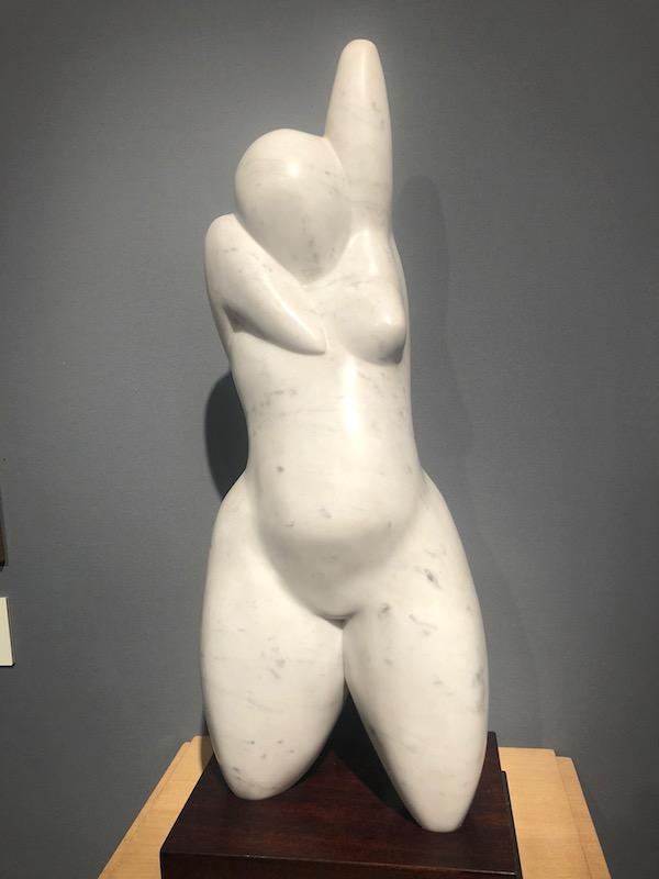Man Ray, Herma, 1919, Harold t'Kint de Roodenbeke Gallery