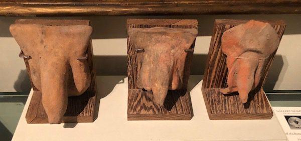 Roman Votive Gallery Desmet