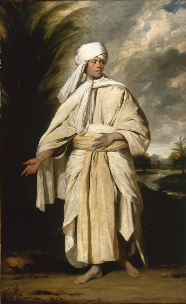 Sir Joshua Reynolds Omai