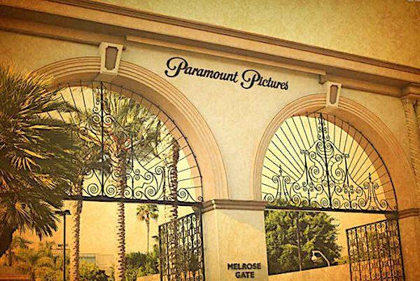 Paramount Studios Circa 1930