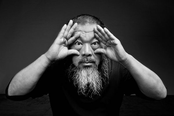 Ai Weiwei Self Portrait