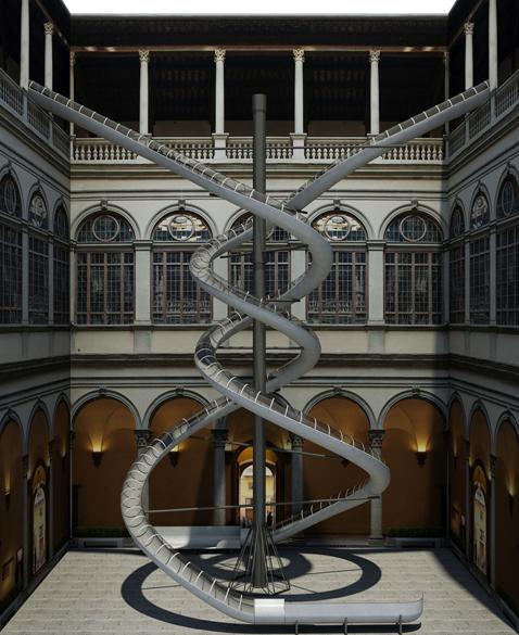 Carsten Höller Palazzo Strozzi Florence