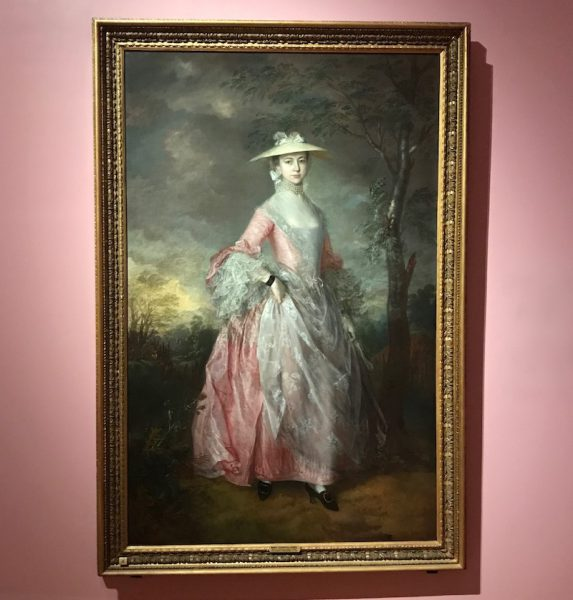 Thomas Gainsborough High Society
