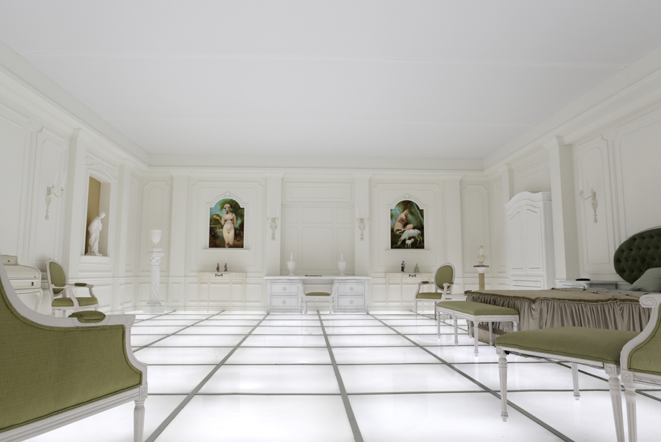 Simon Birch Recreates Stanley Kubrick's 2001 A Space ...