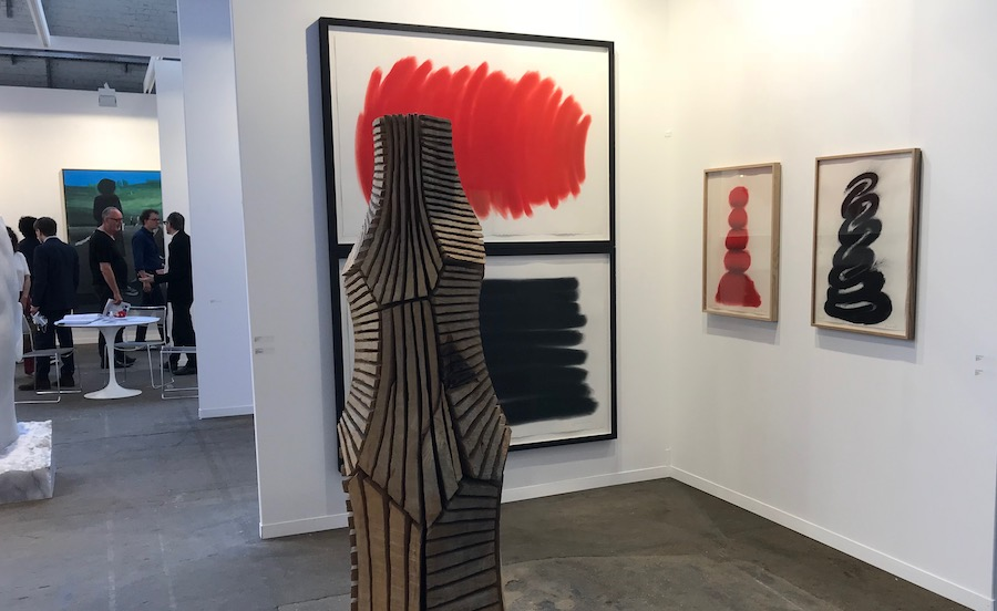David Nash Lelong & Co Paris NY