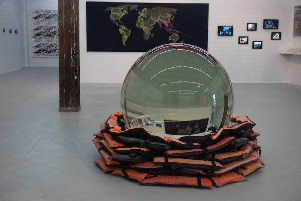Ai Wewei Crystal Ball 2017 Sydney Biennale 2018