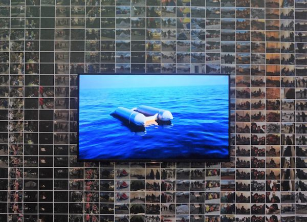 Ai Wewei Video and Photos Sydney Biennale 2018