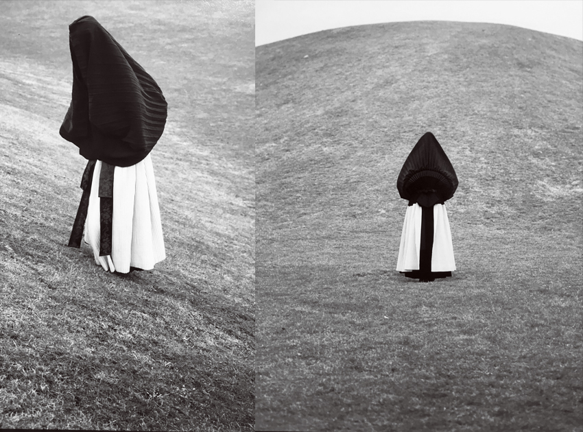 "Dress of Mourning"" by Trine Søndergaard / Photo © Courtesy of ZOLTAN+"
