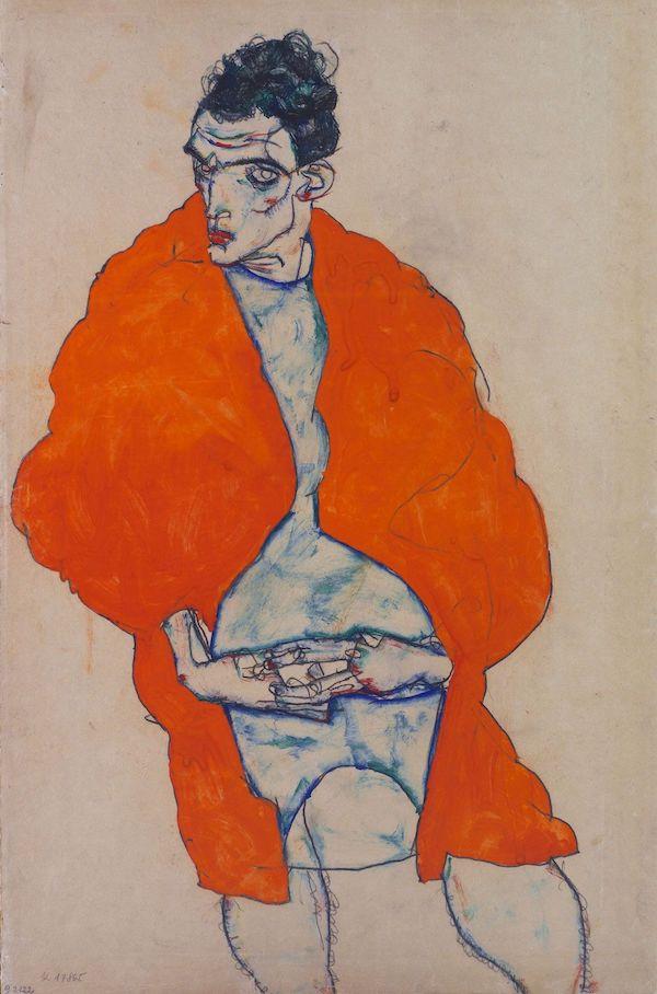 Egon Schiele Francesca Woodman
