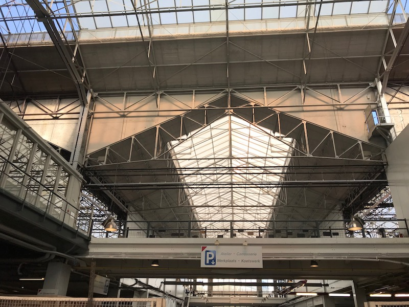 Kanal-Centre Pompidou Brussels