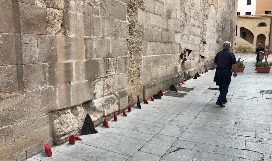 Avner Sher Bridge Palermo Jerusalem