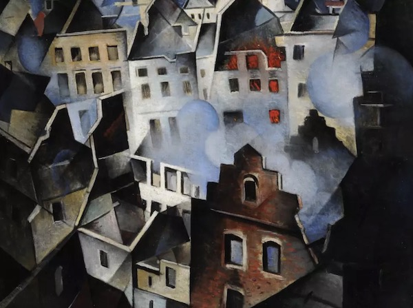Christopher Richard Wynne Nevinson