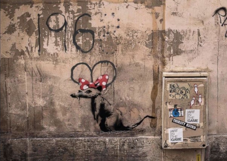 Banksy Paris