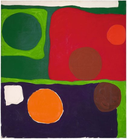Patrick Heron , Turner Contemporary