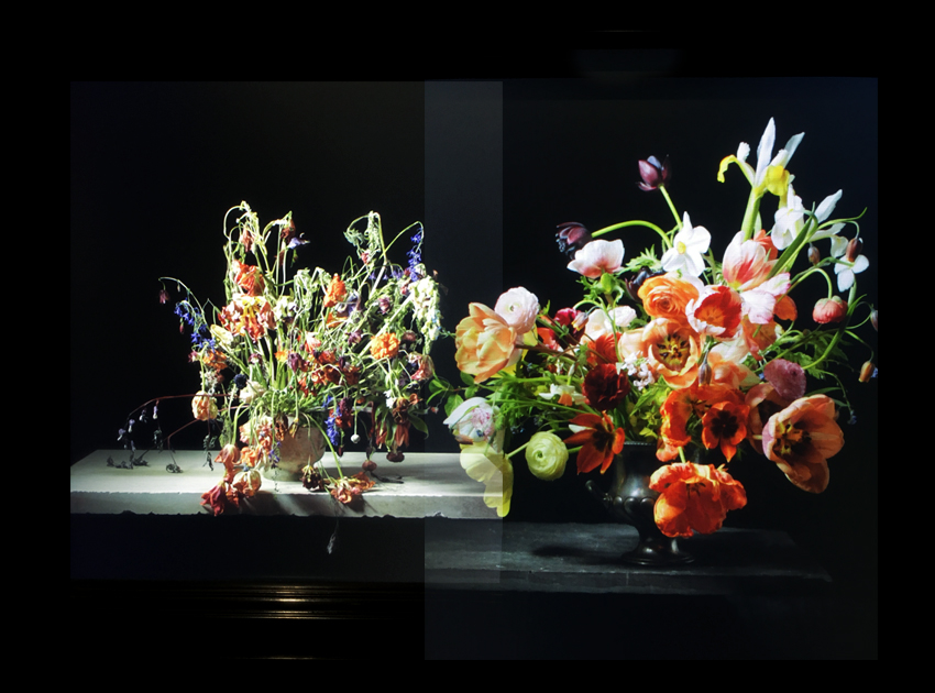 """Transforming Flowers in a Vase"" by Rob & Nick Carter / Photo © Courtesy of ZOLTAN+"