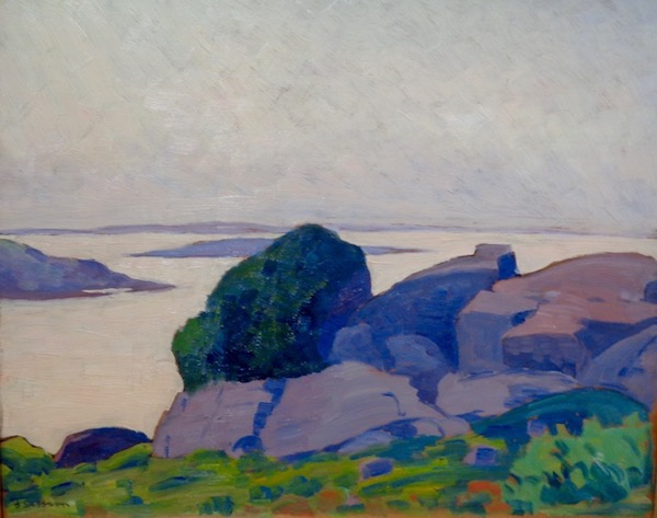 david Sassoon - Rocks at Carrick