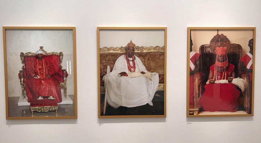 George Osodi, Open Eye Gallery