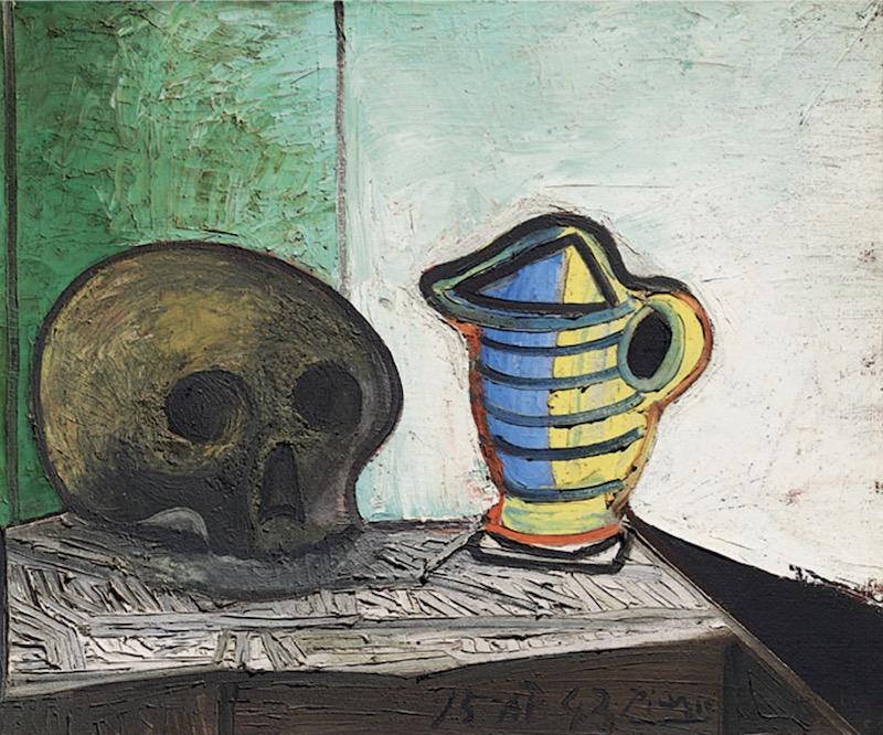 Pablo Picasso Nature Morte 1943