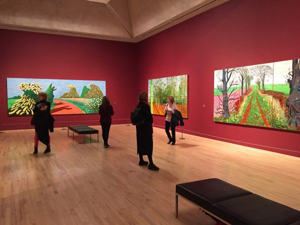 David Hockney Retrospective Tate Britain February 2017