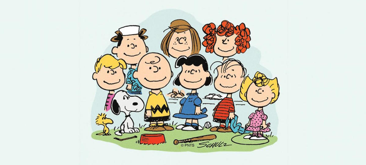 Charlie Brown, Charles M Schulz, Somerset House