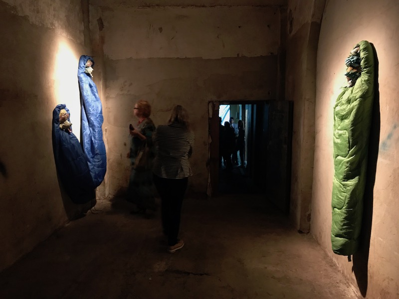 Kris Lemsalu Phantom Camp