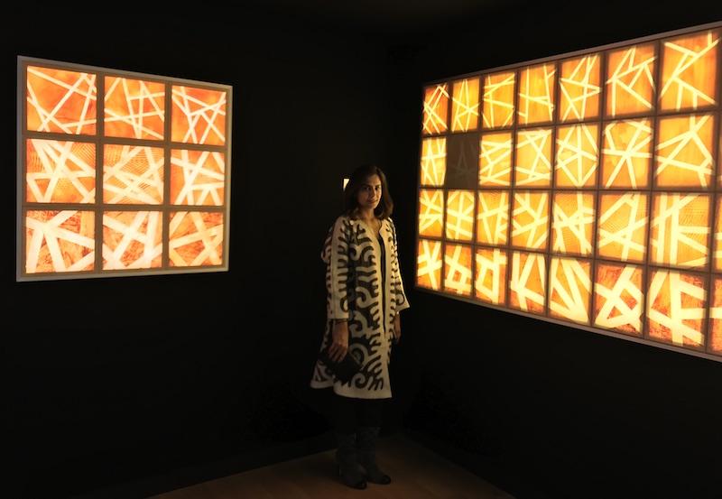 Marwa Rashid Al Khalifa Bahrain Art Week Paris