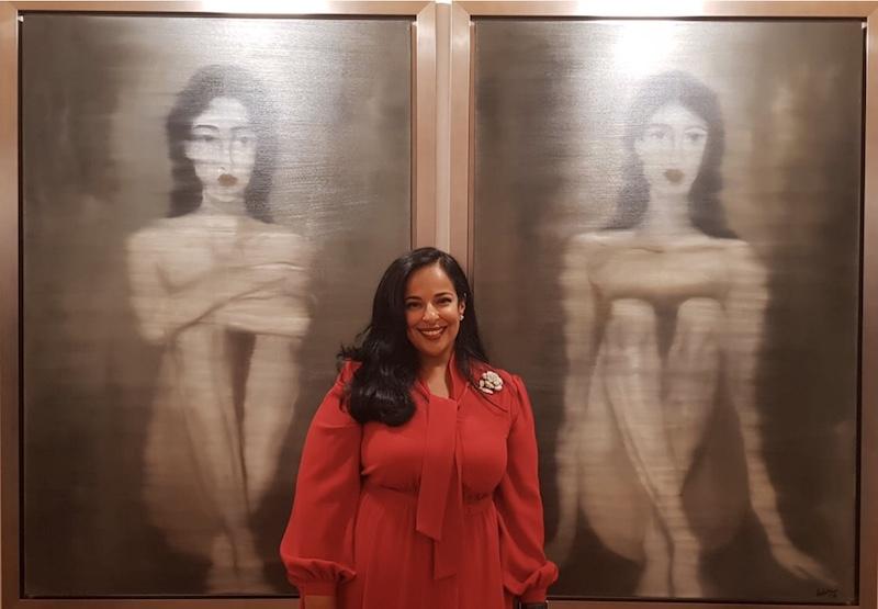 Lulwa Bint Abdulaziz Al Khalifa Bahrain Art Week Paris