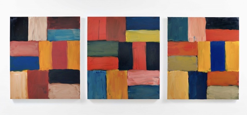Uninsideout Sean Scully