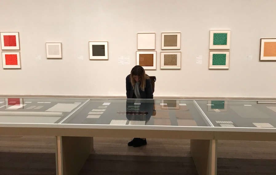 Anni Albers Prints Tate Modern