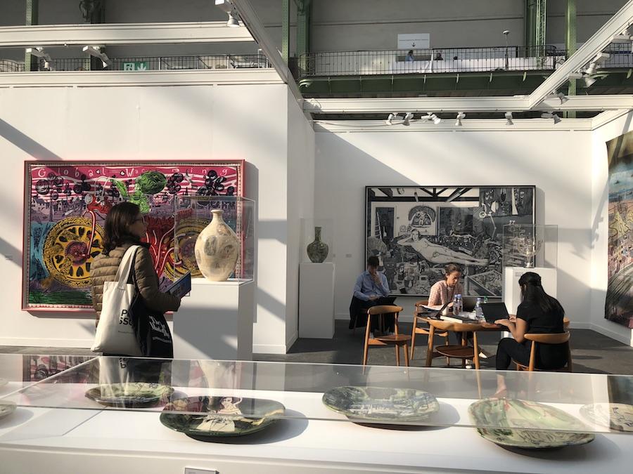 Grayson Perry Victoria Miro Gallery