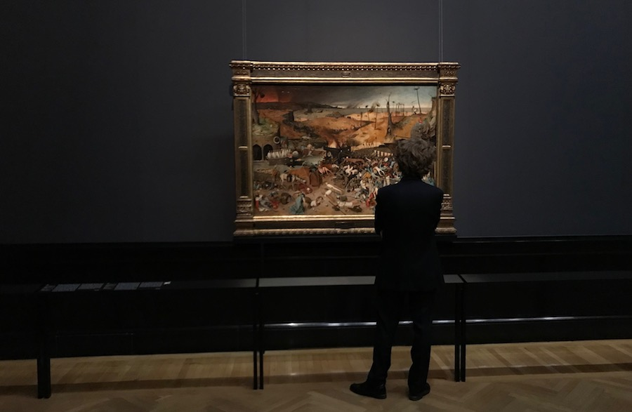 Pieter Bruegel the Elder (c. 1525/30‒1569) The Entrance To Hell