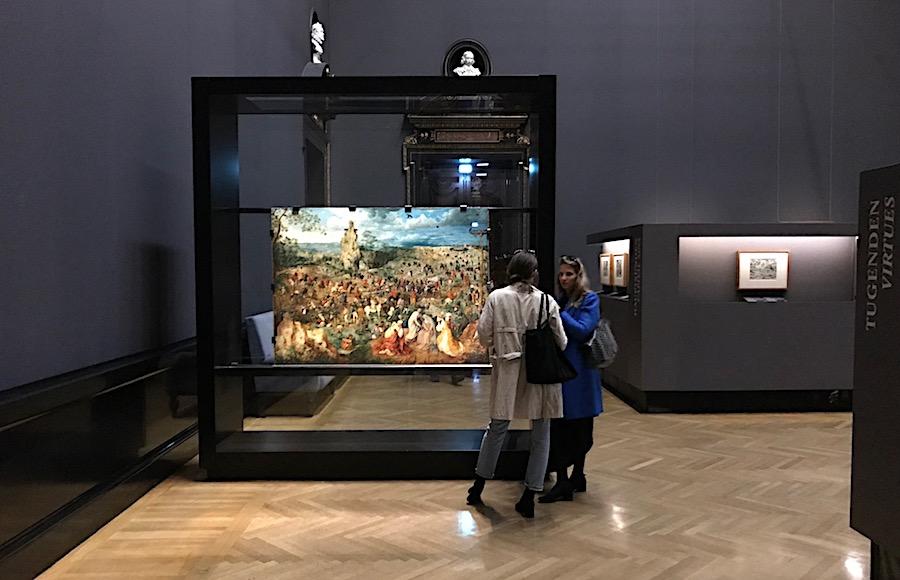 Pieter Bruegel the Elder Christ Carrying the Cross