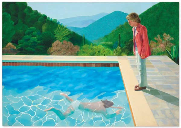 David Hockney painting sells for record US$90.3M at NYC auction