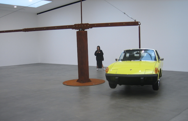 Chris Burden Four Shows