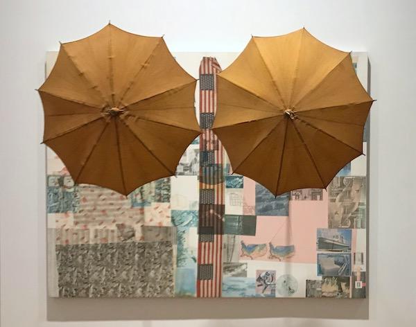 Robert Rauschenberg Untitled Spread 1982