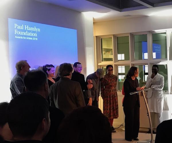 Paul Hamlyn Foundation Awards 2018
