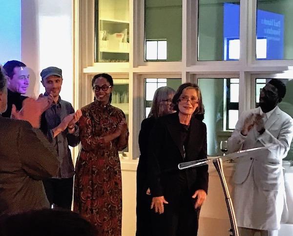 Paul Hamlyn Foundation Awards 2018 Photo: Sara Faith © Artlyst