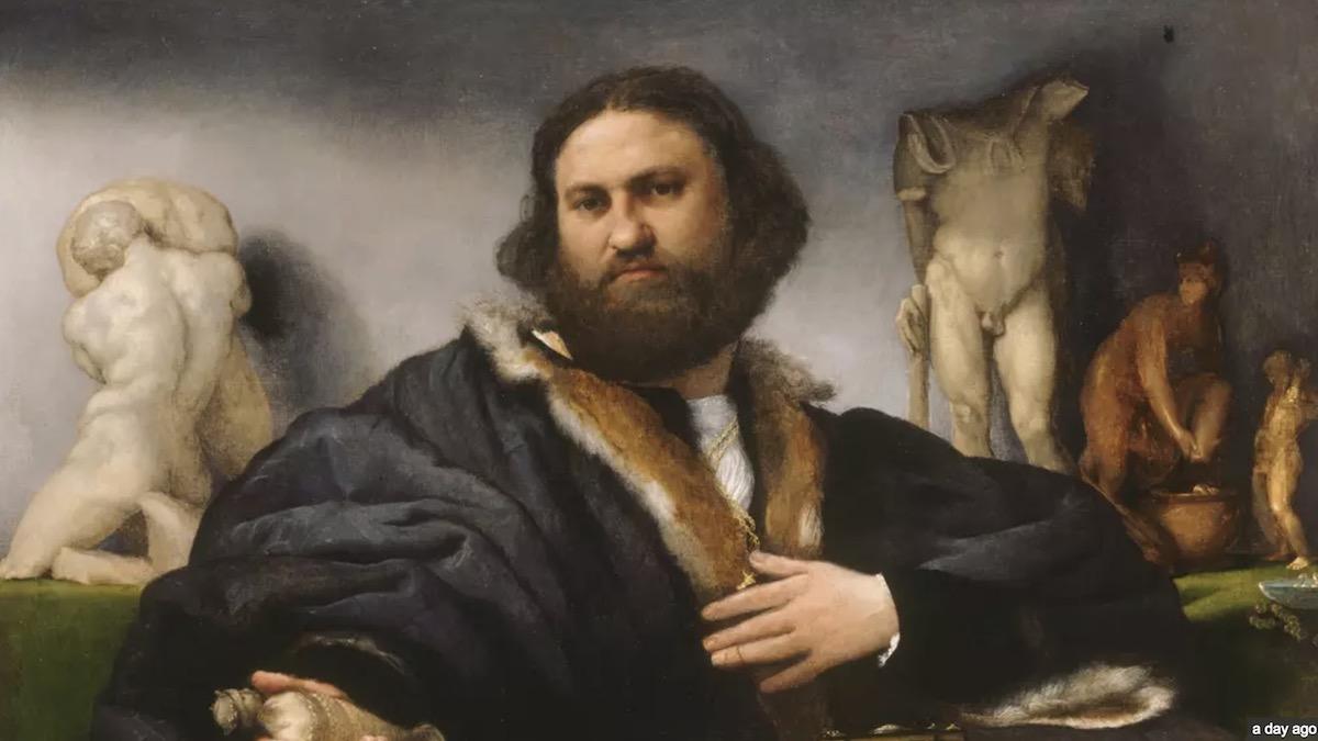 Lorenzo Lotto Portraits