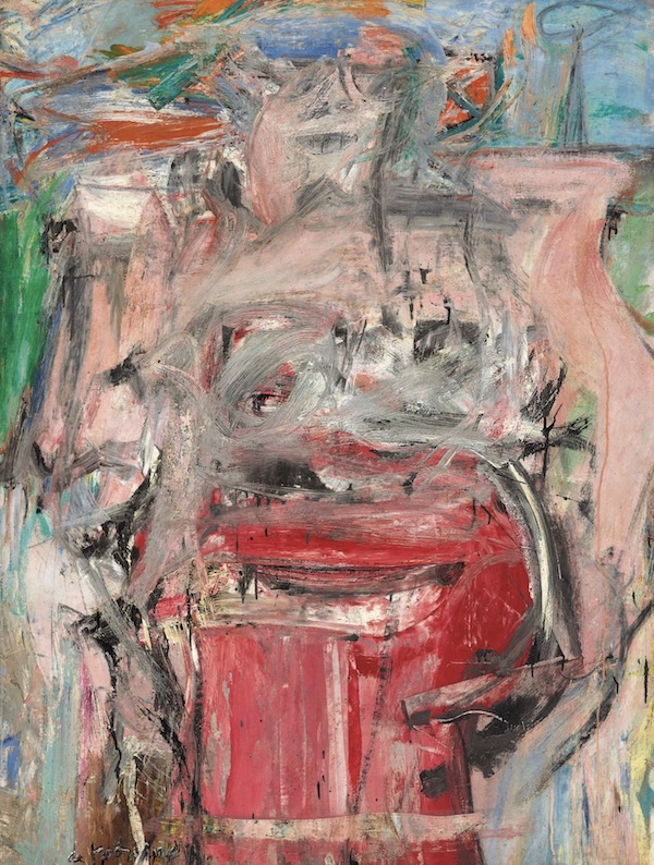 Willem de Kooning's Woman as Landscape