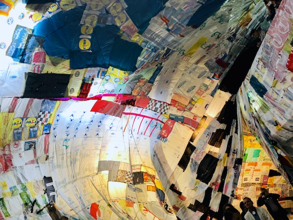 Tomas Saraceno: On Air - Palais de Tokyo Paris