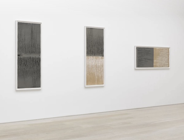Richard Long 'The Tide is High' Alan Cristea Gallery
