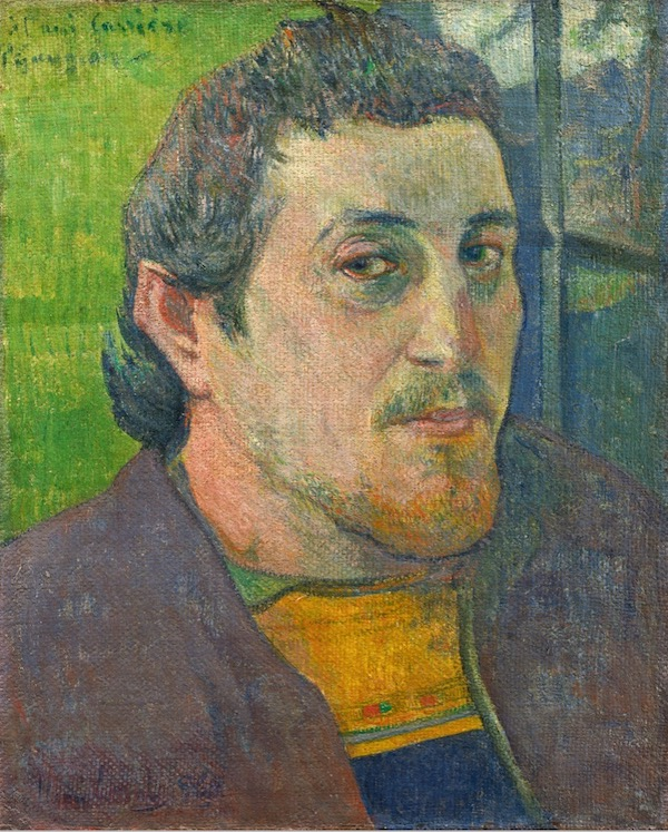 Gauguin Portraits National Gallery