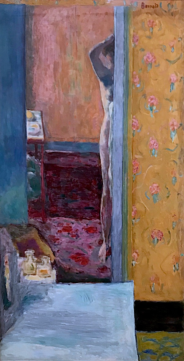 Pierre Bonnard Nude In An Interior 1935