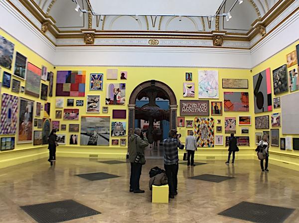 Royal Academy Summer Exhibition 2018 Photo: P C Robinson © Artlyst 2018