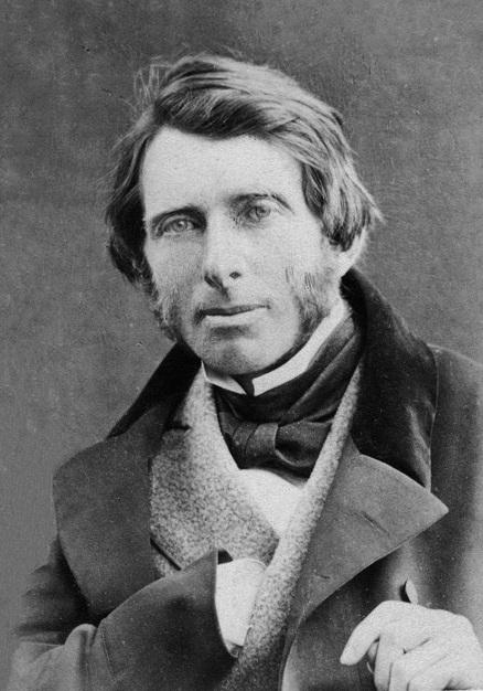 John Ruskin 1853